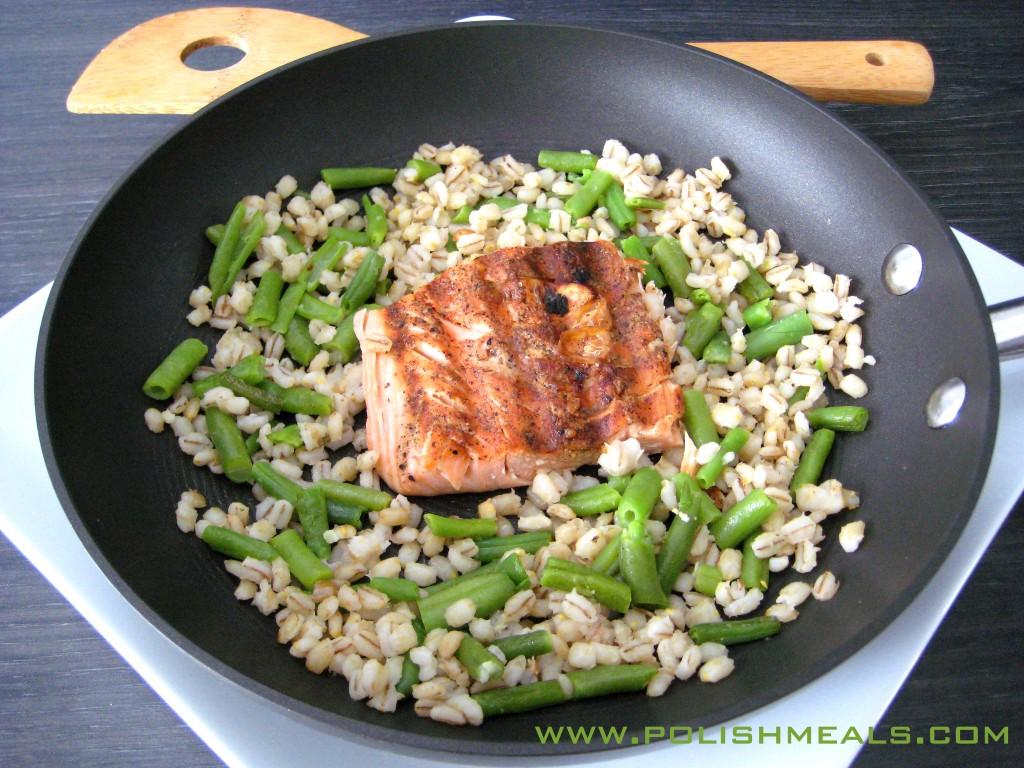 salmon w barley w stringbeans2